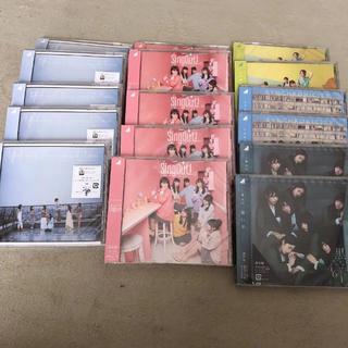 ノギザカフォーティーシックス(乃木坂46)の乃木坂46・欅坂46  通常盤CD 16枚セット(その他)