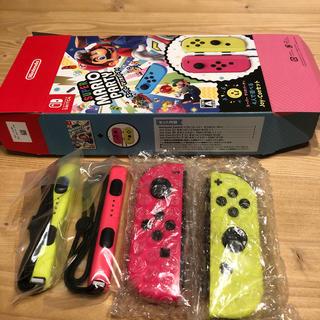 Nintendo Switch - 新品未使用 マリオパーティ joy-conのみ スイッチ ジョイコン