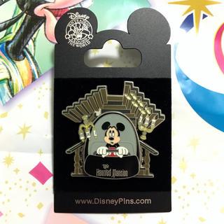 Disney - 未使用 海外 ディズニー ホーンテッドマンション ホンテ ピン バッジ