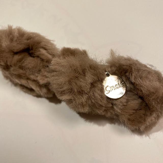 BEAMS(ビームス)のリボンバレッタ レディースのヘアアクセサリー(バレッタ/ヘアクリップ)の商品写真