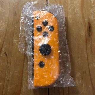 Nintendo Switch - 【新品未使用】ジョイコン ネオンオレンジ R
