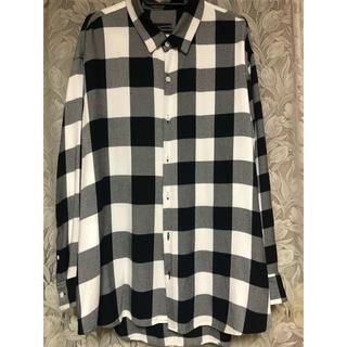 LAD MUSICIAN - 川上洋平着用 LAD MUSICIAN 18aw ブロックチェックシャツ