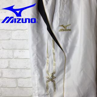 ミズノ(MIZUNO)の【Mizuno】ミズノ 中綿入り 肉厚 トラックパンツ ジャージ /XL(ジャージ)