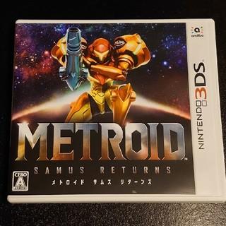 ニンテンドー3DS - メトロイド サムスリターンズ 3DS