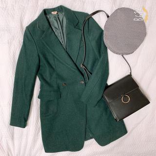 dholic - 韓国で購入!グリーンのコート