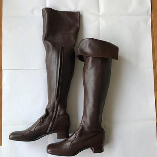 ロートレショーズ(L'AUTRE CHOSE)の大人女子 足首キュなブーツ 新品(ブーツ)