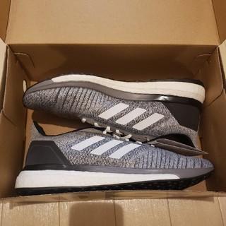 adidas - Adidas solar drive グレー 27.5cm 新品未使用!