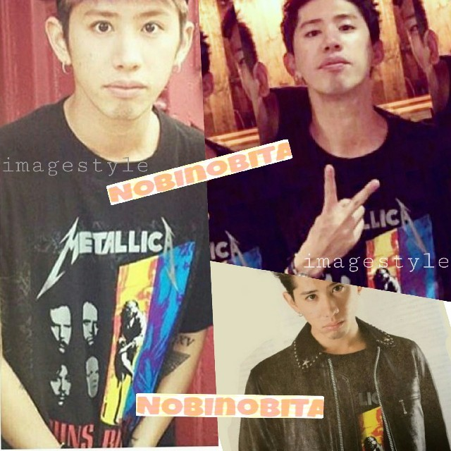 ONE OK ROCK(ワンオクロック)のXL◇半袖/ METALLICA×GunsN'Roses メンズのトップス(Tシャツ/カットソー(半袖/袖なし))の商品写真