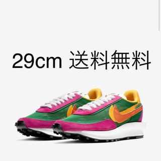 NIKE - 新品 Nike Sacai LDWaffle 29cm 送料込 ナイキ サカイ
