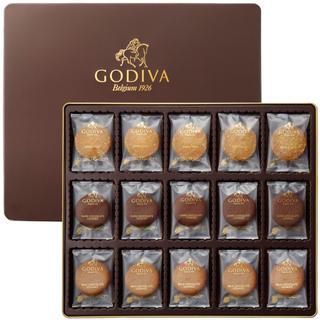 GODIVA クッキー アソートメント 55枚(菓子/デザート)