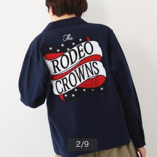 ロデオクラウンズ(RODEO CROWNS)のRODEO CROWNS☆ミニタリージャケット(ミリタリージャケット)