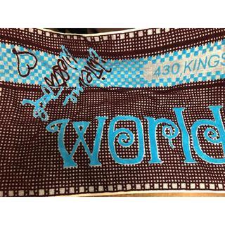 ヴィヴィアンウエストウッド(Vivienne Westwood)のVivienne Westwood World's End限定 ビーチタオル(その他)