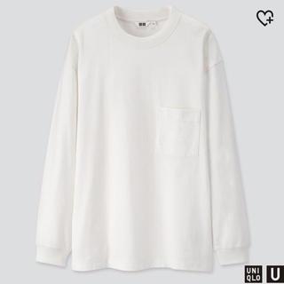 ユニクロ(UNIQLO)のユニクロ クルーネックT(Tシャツ/カットソー(七分/長袖))