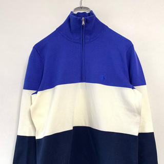 Ralph Lauren - 新品 90年代 Ralph Lauren Golf ハーフジップ スウェット
