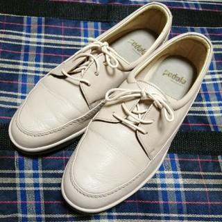 アシックス(asics)のアシックス ペダラ ローファー 24.5㎝ E(ローファー/革靴)