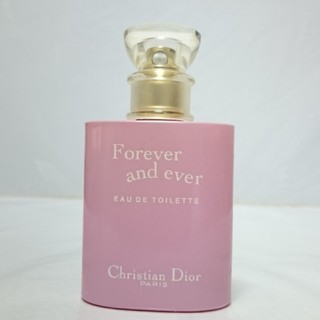クリスチャンディオール(Christian Dior)のクリスチャンディオール フォーエバーアンドエバー EDT 50ml 送料無料P①(香水(女性用))