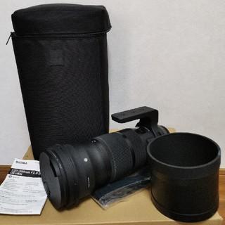 シグマ(SIGMA)のシグマ 120-300mm F2.8 DG OS HSM sportsキャノン(レンズ(ズーム))