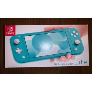 Nintendo Switch - 新品未使用 ニンテンドースイッチ ライト本体