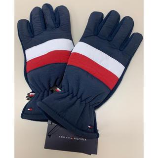 TOMMY HILFIGER - 新品 TOMMY HILFIGER メンズ手袋