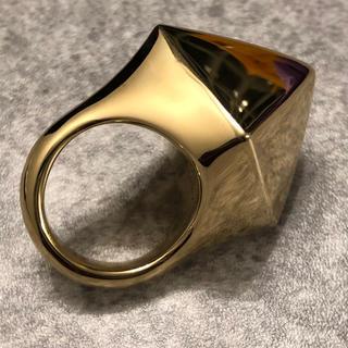 Tiffany & Co. - ティファニー×ドーバーストリート 限定ピラミッドリング 11号 k18