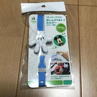 Nishiki Baby - ミッキーマウス おしゃぶり&トイホルダー