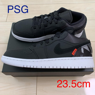 NIKE - NIKE AIR JORDAN 1 LOW PSG 23.5cm