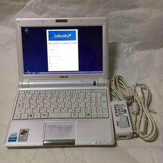 エイスース(ASUS)のEee PC 900 SSDモデル OS付き(ノートPC)