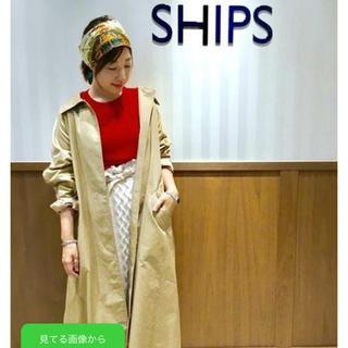 シップス(SHIPS)のSHIPS ♡ 16Gクルーネックプルオーバー(ニット/セーター)