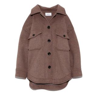 フレイアイディー(FRAY I.D)のfrayid ウールシャツジャケット(テーラードジャケット)