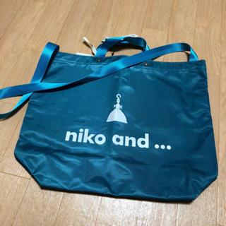 ニコアンド(niko and...)のNiko and ...(トートバッグ)