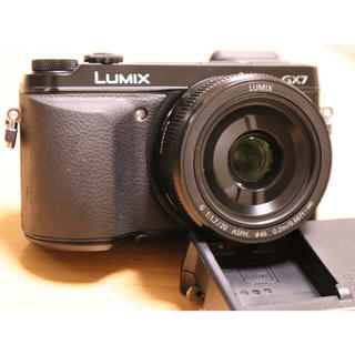 Panasonic - LUMIX G DMX-GX7C 20mmレンズセット