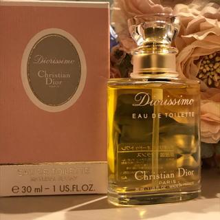 クリスチャンディオール(Christian Dior)の【新品 未使用】Dior Diorissimoオードトワレ30ml(香水(女性用))