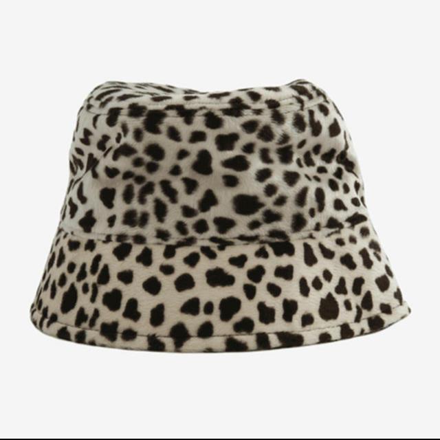 STYLENANDA(スタイルナンダ)のstylenanda アニマル柄バケットハット レディースの帽子(ハット)の商品写真