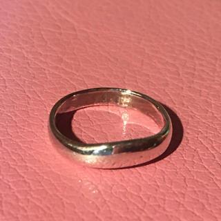 ピンキー シルバー925 リング  2号 銀 指輪 小指 ギフト クリスマス(リング(指輪))