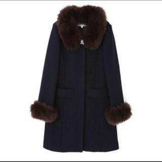 プロポーションボディドレッシング(PROPORTION BODY DRESSING)の新品 6WAYポケットファーコート(毛皮/ファーコート)