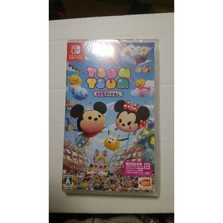 Nintendo Switch - 未開封品★特典付き★ディズニー ツムツム フェスティバル Switch⑥