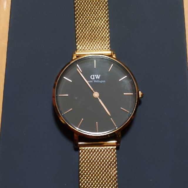 Daniel Wellington(ダニエルウェリントン)のダニエルウェリントン 腕時計 32mm レディースのファッション小物(腕時計)の商品写真