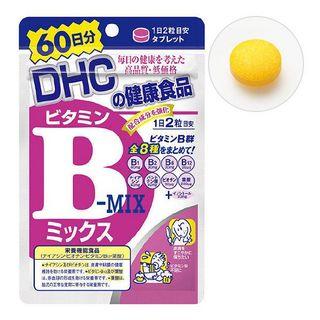 ディーエイチシー(DHC)のDHC ビタミンB 60日分(ビタミン)