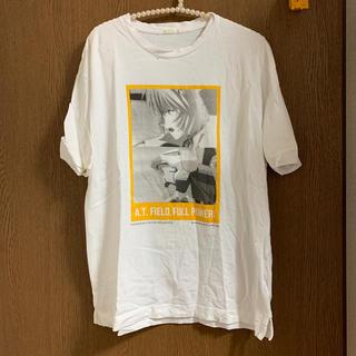 GU - エヴァTシャツ