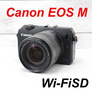 Canon - ❤️スマホに送れる❤️小型・軽量❤️Canon EOS M