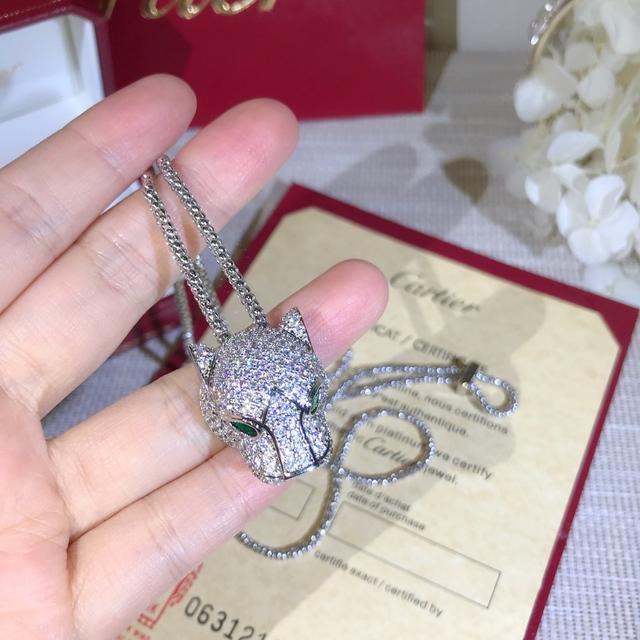 Cartier(カルティエ)の【カルティエ】ネックレス レディースのアクセサリー(ネックレス)の商品写真