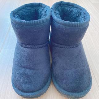 プティマイン(petit main)のプティマイン ムートンブーツ 16cm(ブーツ)