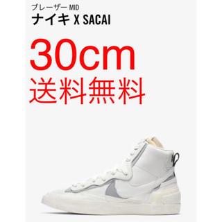 NIKE - サカイ ナイキ ブレーザー SACAI NIKE コラボ 30cm