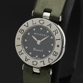 BVLGARI - 稼動品 ブルガリ レディース腕時計 BZ22S ビーゼロワン B.zero1