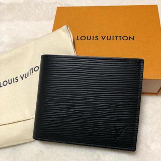 LOUIS VUITTON - ルイヴィトン ポルトフォイユ マルコ 二つ折り財布