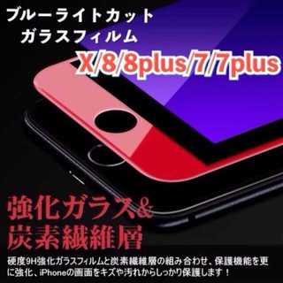 高品質 iPhone  送料無料 目に優しい ブルーライト