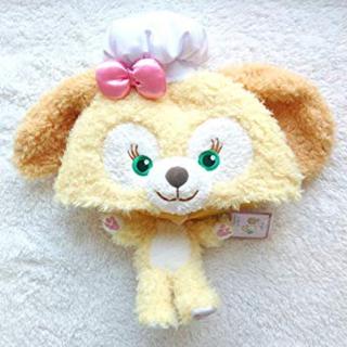 Disney - クッキー ファンキャップ 帽子 香港ディズニー限定