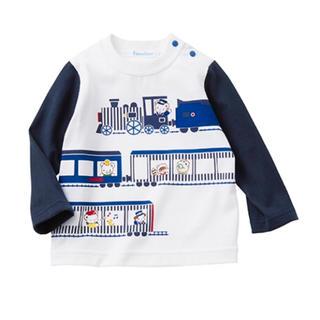 familiar - ファミリア 新作 Tシャツ 80-110