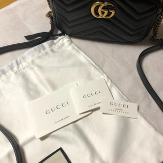 Gucci - GUCCI マーモント ショルダーバッグ