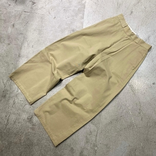 YAECA - 17ss YAECA ヤエカ CHINO CLOTH PANTS-WIDE 29